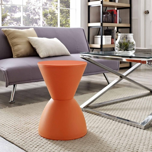 Haste Stool - Orange