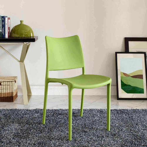 Hipster Dining Side Chair - Green