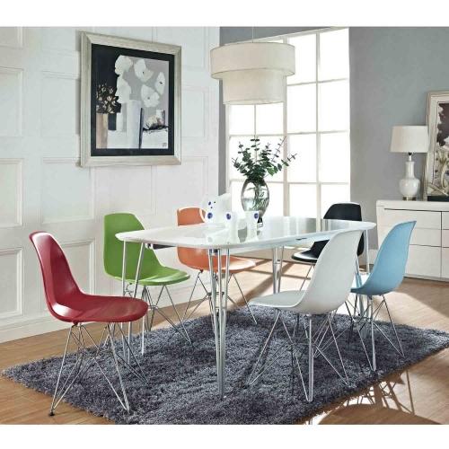 Paris Dining Side Chair - Orange