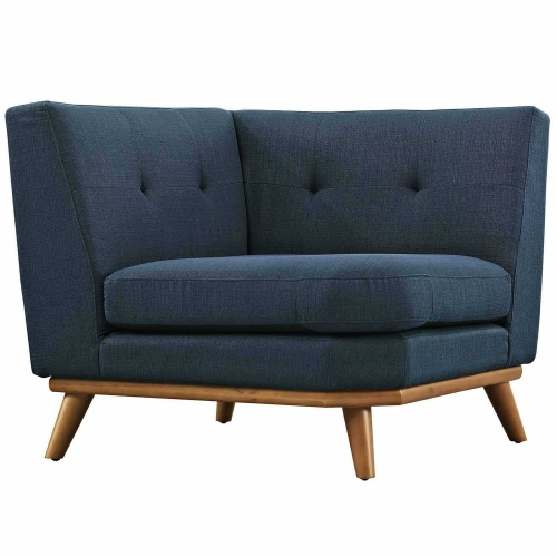 Engage Corner Sofa - Azure