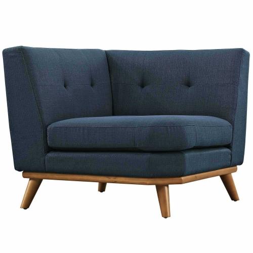 Engage Corner Sofa - Azure