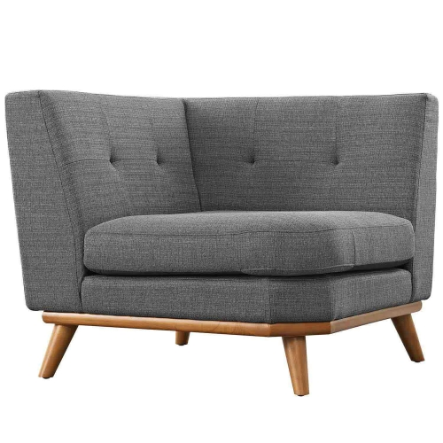 Engage Corner Sofa - Gray