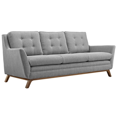 Beguile Fabric Sofa - Expectation Gray
