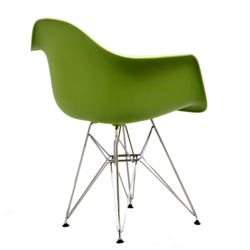 Paris Dining Armchair - Green