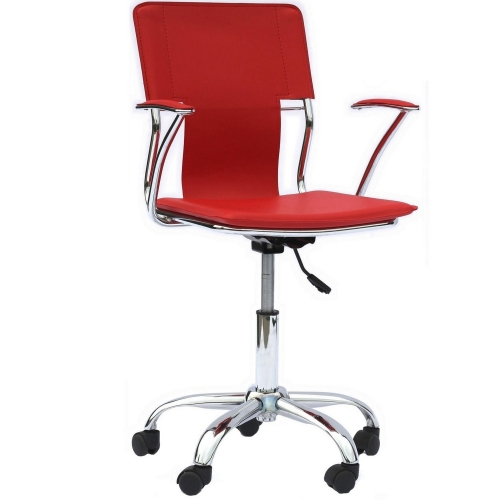 Studio Office Chair - Red