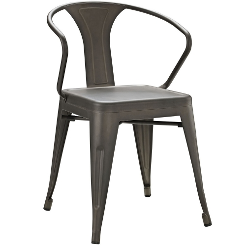 Promenade Dining Chair - Brown