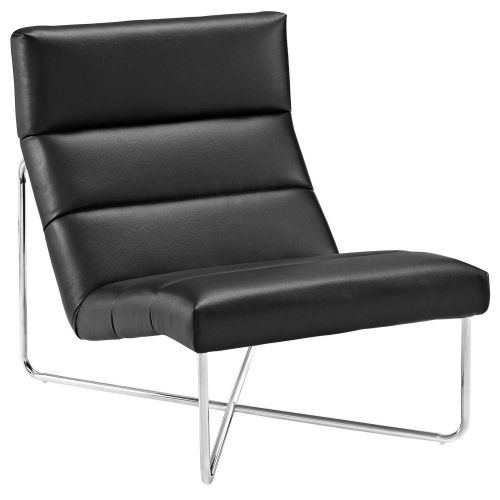 Reach Lounge Chair - Black