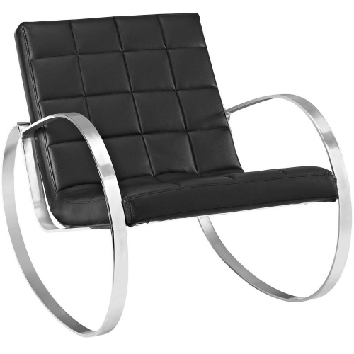 Gravitas Lounge Chair - Black