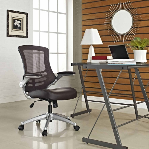 Attainment Office Chair - Brown