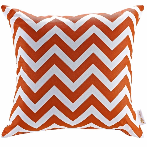Modway Outdoor Patio Pillow - Chevron