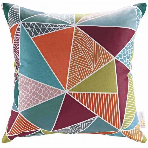 Modway Outdoor Patio Pillow - Mosaic