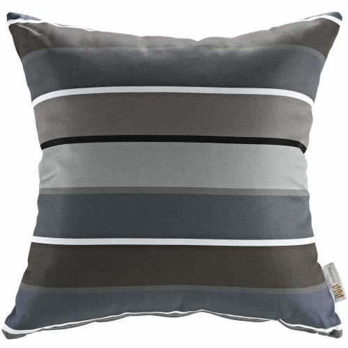 Modway Outdoor Patio Pillow - Stripe
