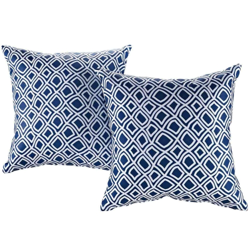 Modway Two Piece Outdoor Patio Pillow Set - Balance