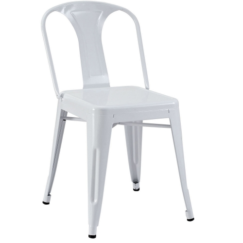 Promenade Dining Side Chair - White