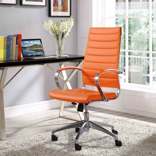 Jive Highback Office Chair - Orange