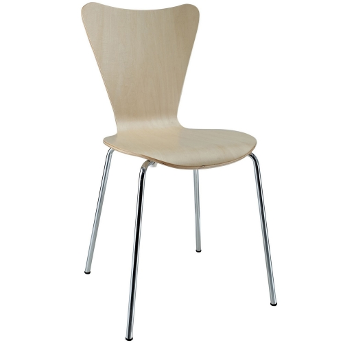Ernie Dining Side Chair - Natural