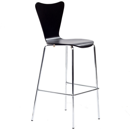 Ernie Bar Stool - Black