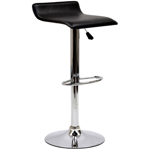 Gloria Bar Stool - Black