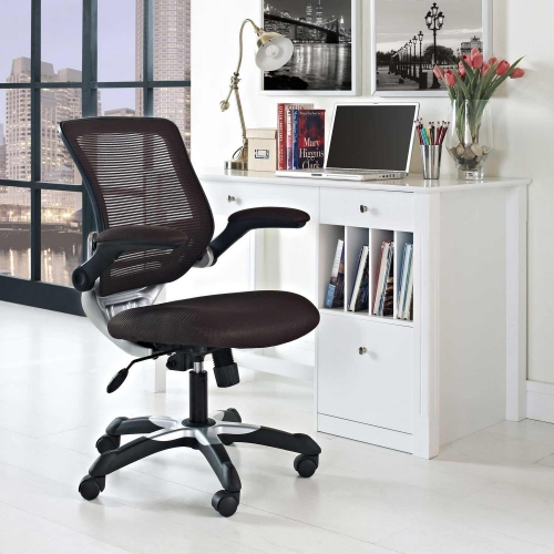 Edge Office Chair - Brown