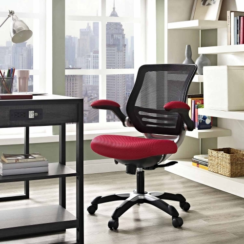 Edge Office Chair - Red