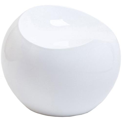 Plop Stool - White