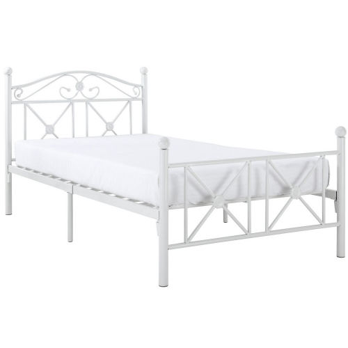 Cottage Twin Bed - White
