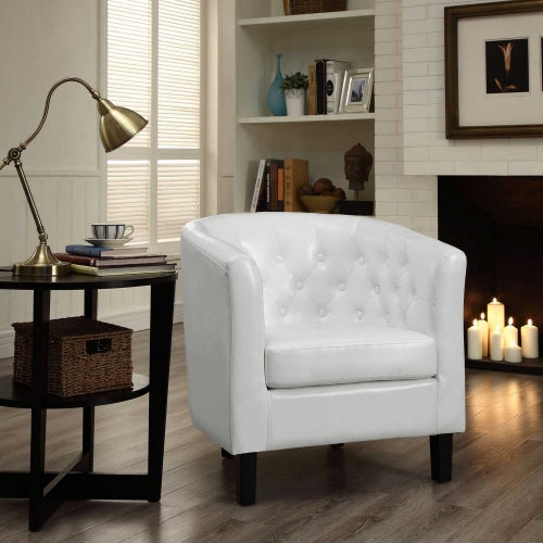 Prospect Armchair - White