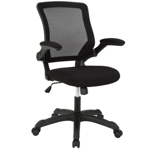 Veer Mesh Office Chair - Black
