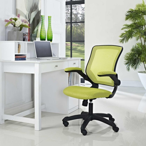 Veer Mesh Office Chair - Green