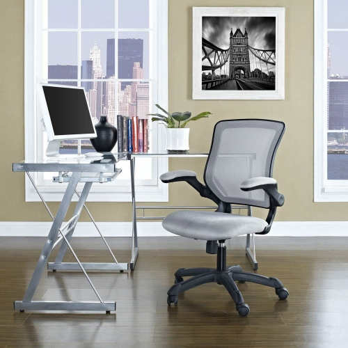 Veer Mesh Office Chair - Gray