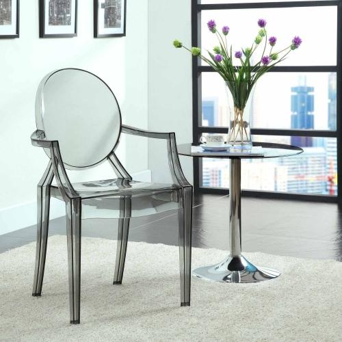 Casper Dining Armchairs Set of 2 - Smoke