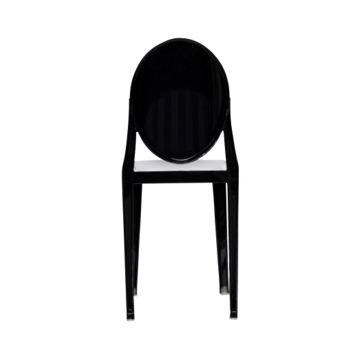 Casper Dining Chairs Set of 2 - Black