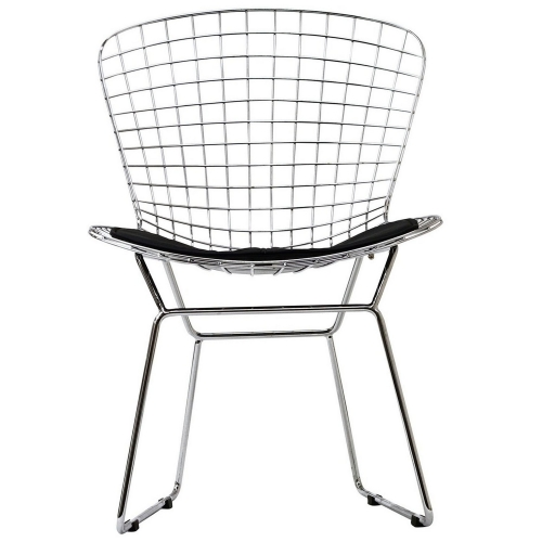CAD Dining Chairs Set of 4 - Black