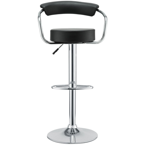Diner Bar Stool Set of 4 - Black