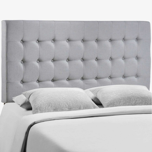 Tinble Queen Headboard - Sky Gray