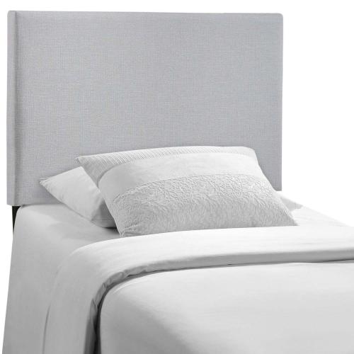 Region Upholstered Headboard - Sky Gray