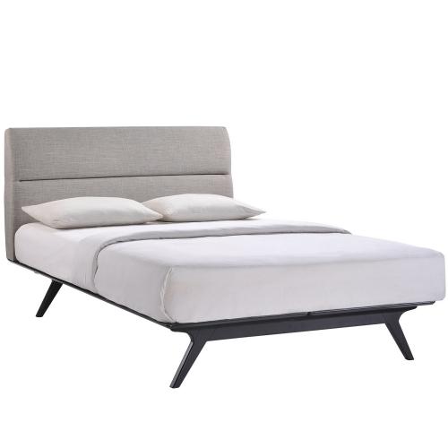 Addison Bed - Black Gray