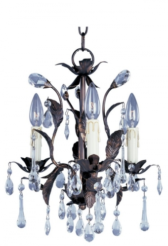 Grove 3 Lt Chandelier