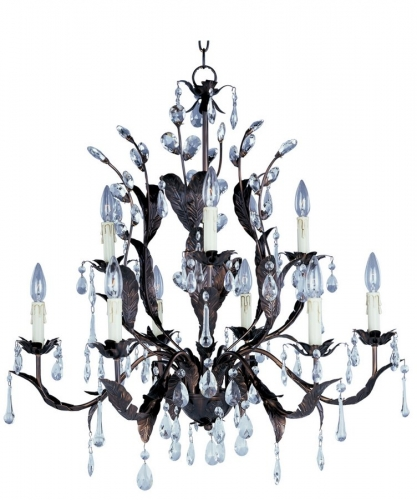 Grove 9 Lt Chandelier