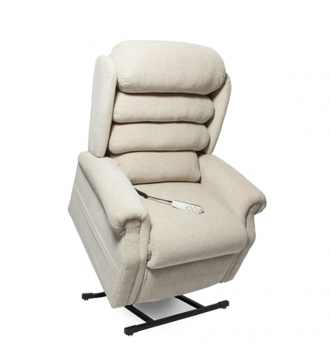 NM1950 Stellar 3-Position Power Lift Chaise Recliner - Doe