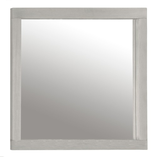 NE Kids Highlandds Mirror - White Finish