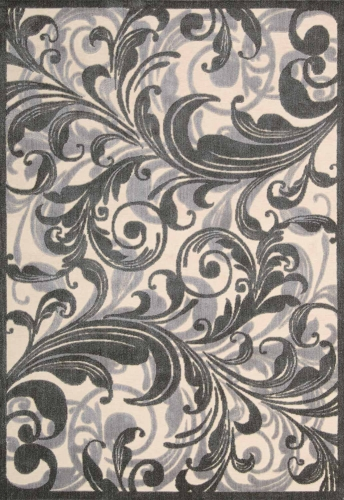 Graphic Illusions GIL01 Multi Color Area Rug
