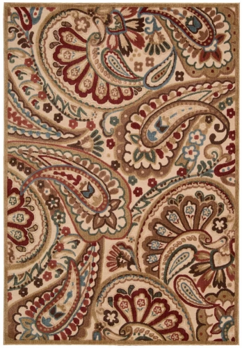 Graphic Illusions GIL14 Lt Multi Area Rug