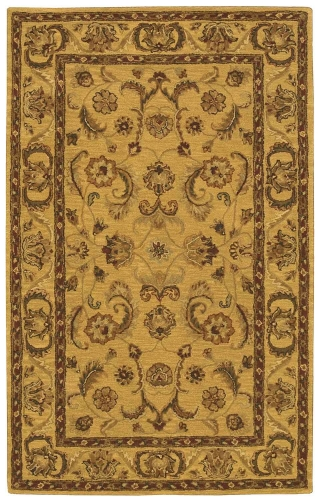 India House IH19 Gold Area Rug