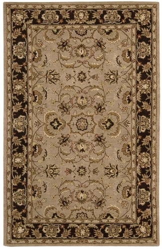 India House IH71 Taupe Area Rug