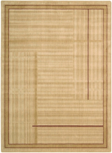 Somerset ST17 Gold Area Rug