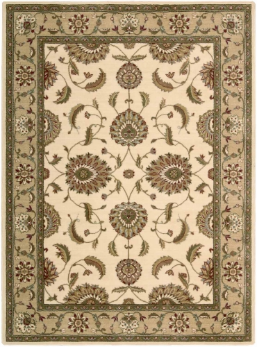 Somerset ST60 Ivory Area Rug