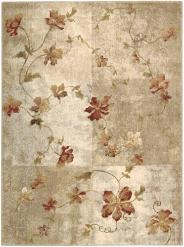 Nourison Somerset ST64 Multi Color Area Rug