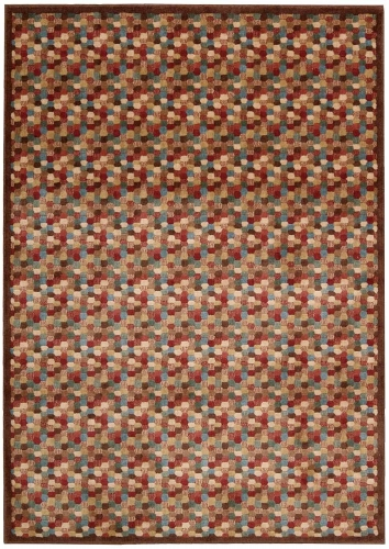 Nourison Somerset ST84 Multi Color Area Rug