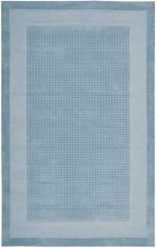 Nourison Westport WP30 Blue Area Rug